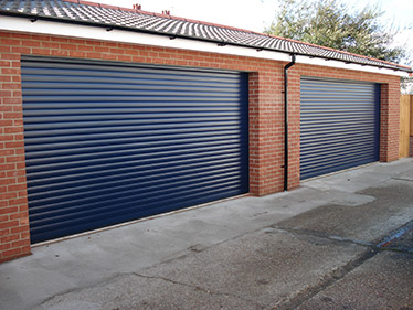 South Coast Shutters - remote roller garage doors 104