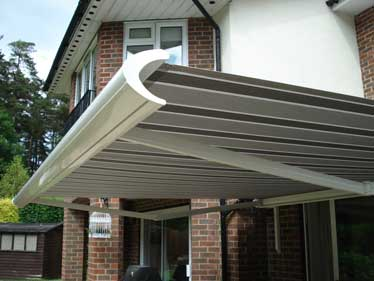 South Coast Shutters - awnings 156