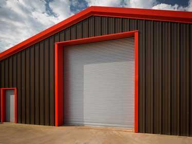 South Coast Shutters - roller garage door 4