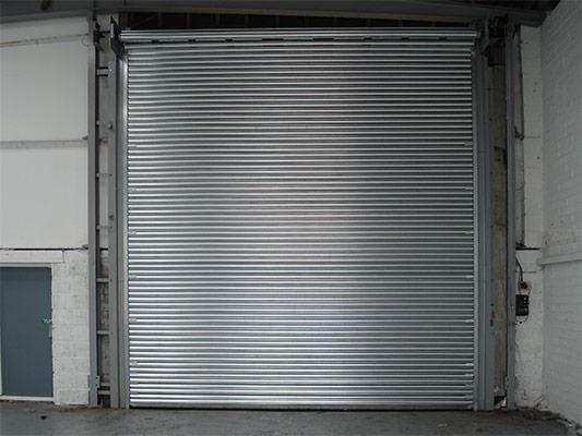 3 Phase Industrial Commercial Roller Shutter