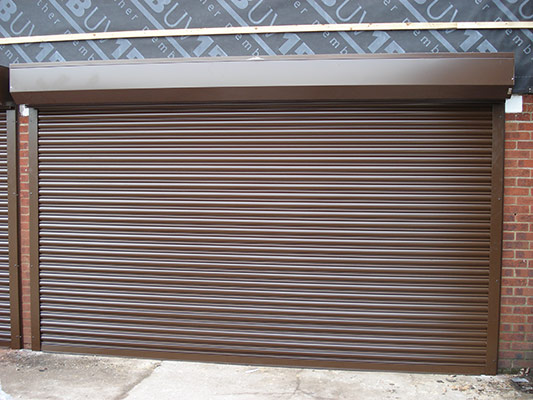 ScS Seceuro Shield 7500 Roller Security Shutter