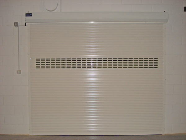 ScSeceuro Shield / Vision Roller Security Shutter 3800