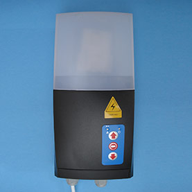 SeceuroSense remote control receiver