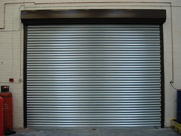ScS Commercial Type Security Shutter
