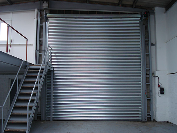 south coast shutters -3 Phase Industrial Commercial Roller Shutter